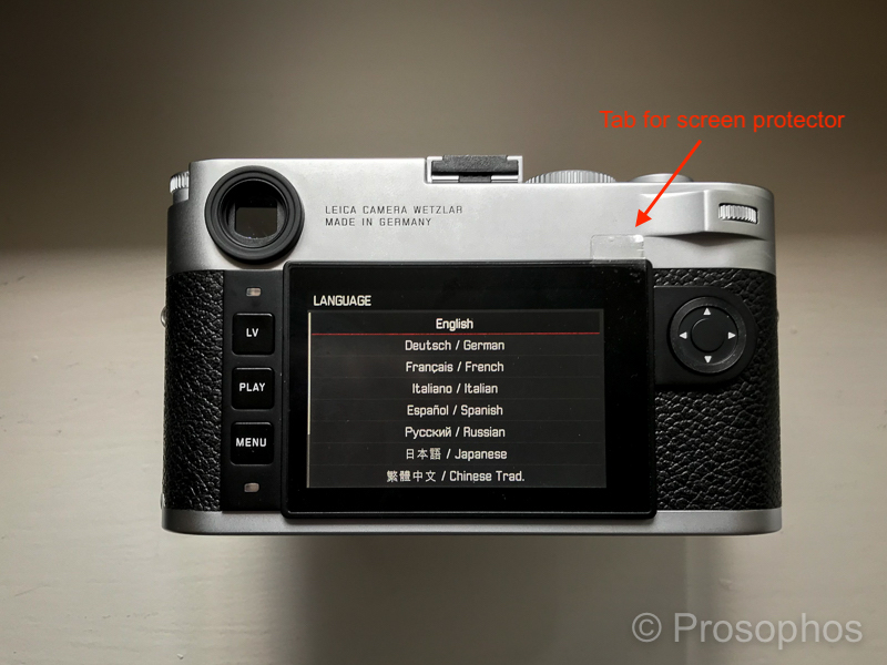Prosophos Leica M10 2