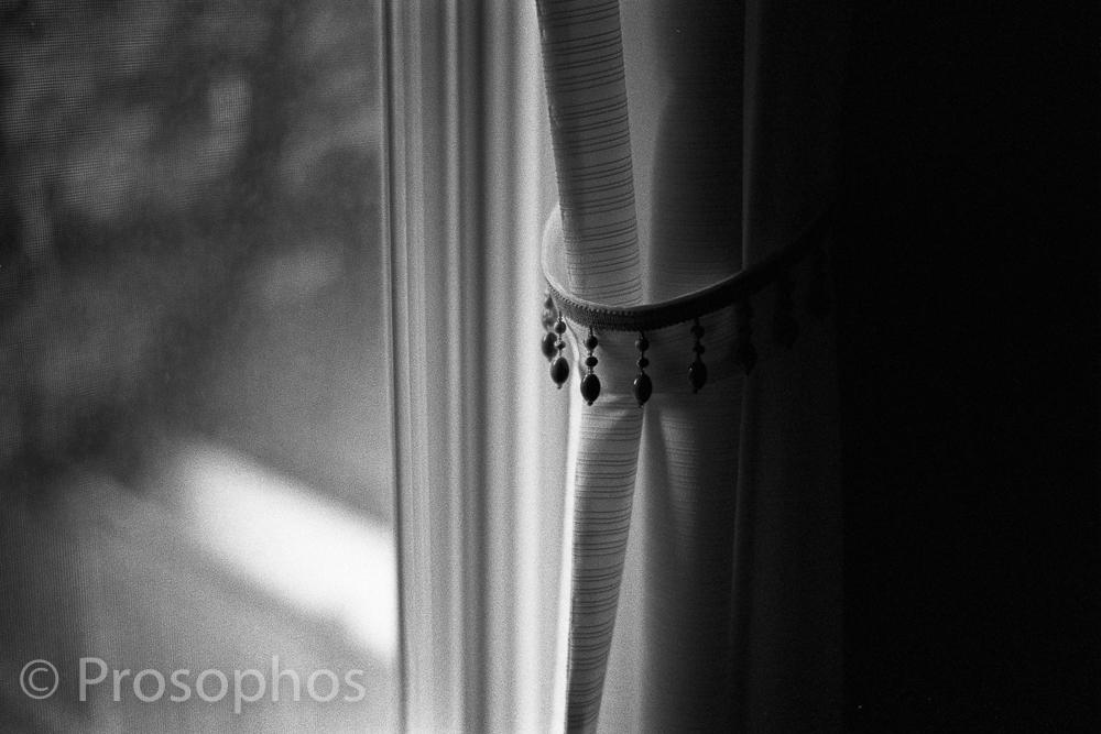 """Momentos of a Gloomy Day at Home, 5"" - Prosophos - Leica M3 - Voigtlander 50mm Nokton 1.5 II - Kodak Tri-X 400"