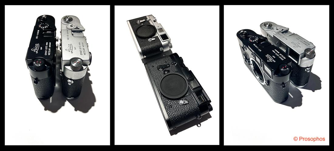 Prosophos - Leica M3 and M2-R